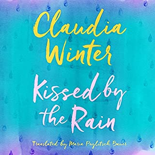 Kissed by the Rain audiobook cover art