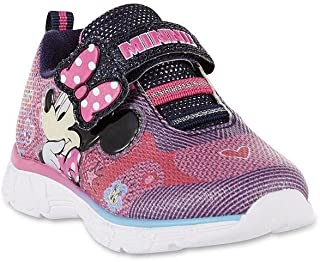Minnie Mouse Disney Light-Up Shoes Sneakers Toddler's Sizes