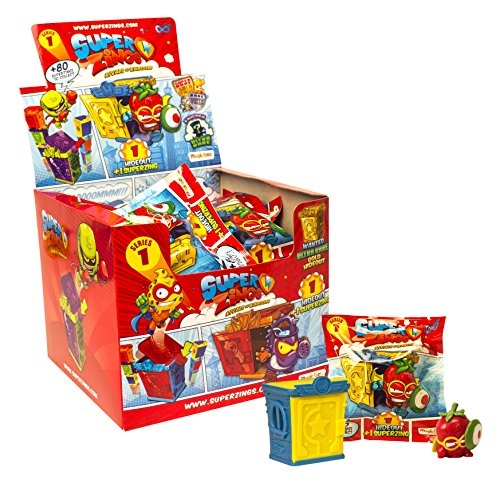 SuperZings - Serie 1 - Rivals of Kaboom: Caja con 24...