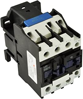 Direct Replacement for TELEMECANIQUE LC1-D32 AC Contactor LC1D32 LC1D3210-G7 120V Coil 3 Phase 3 Pole 32 Amp