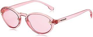 فيرساتشي نظارة شمسية بيضاوية -للجنسين