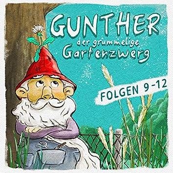 Gunther der grummelige Gartenzwerg: Folge 9 - 12