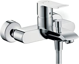Single lever Metris bath mixer for exposed installation 1 Tick خلّاط دش مترس برافعة واحدة للتجهيزات المكشوفة