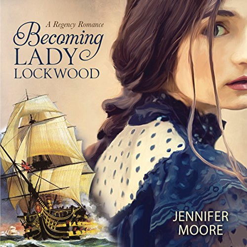 Becoming Lady Lockwood audiobook cover art