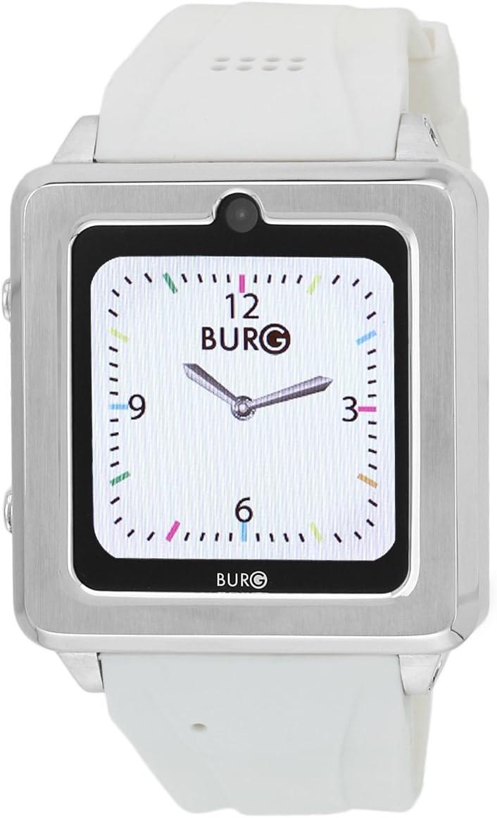 BURG Watches BURG13 Sao PAULO-1311 - Reloj, Correa de Goma