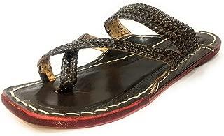 Mens Kolhapuri Shoes Ethnic Shoes Handmade Pure Leather Slippers Juttis