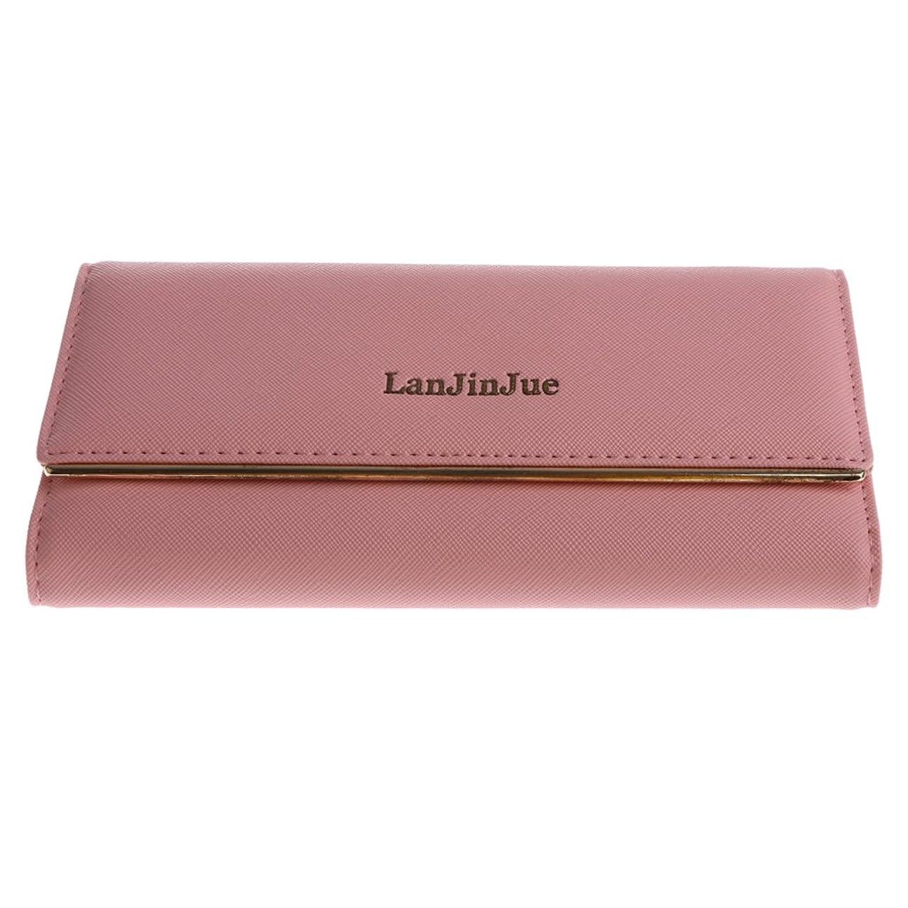 十一ユーザーラジエーターSONONIA 二つ折り財布 レディース クラッチ ロングカードケース 財布封筒 ハンドバッグ 全5色