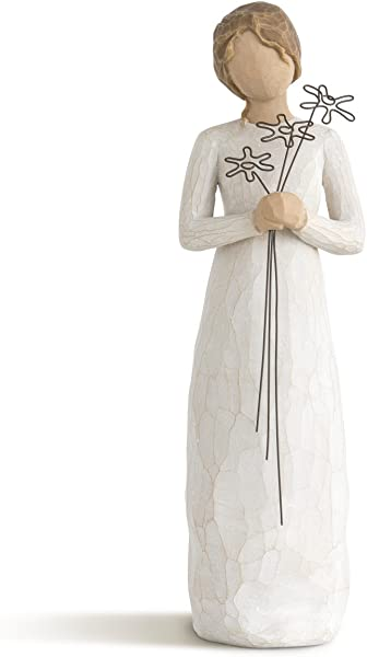 Willow Tree Grateful Sculpted Hand Painted Figure