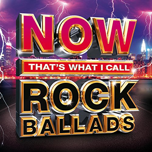 Now That's What I Call Rock Ballads / Various