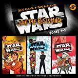 Star Wars Join the Resistance, Books 1-3 (Star Wars Join the Resistance Series) (Star Wars Join the Resistance Series, 1-3)