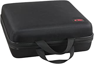Hard EVA Travel Case for BenQ DLP Video Projector - SVGA Display 3300 Lumens HDMI 13,000:1 Contrast 3D-Ready Projector by Hermitshell