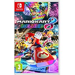 Nintendo Mario Kart 8 Deluxe + Super Smash Bros. Ultimate + Pokémon Escudo Switch: Amazon.es: Videojuegos