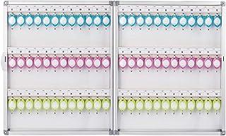Armoires à clés Boîte À Clé Combinaison Murale 120 Safe Stockage des Clés À La Maison Ou À La Boîte De Gestion De Bureau B...