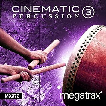 Cinematic Percussion, Vol. 3