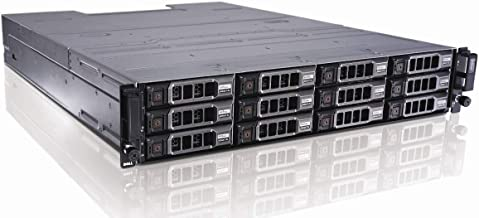 Dell PowerVault MD3200i iSCSI SAN Single Controller 36.0TB (12 x 3TB SAS) (Renewed)