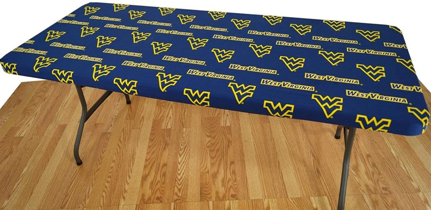 NCAA Fitted Table Covers Tailgate Tablecloth
