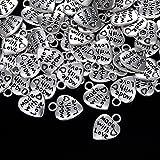 Zoom IMG-2 sumind 60 pezzi ciondolo argento