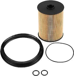Mini Cooper Fuel Filter Kit with O Seals, Keenso Fuel Filter Kit with O-Rings In-Tank OEM 16146757196 for Mini Cooper R50 R52 S R53 2002-2008