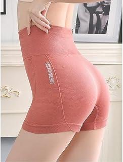 سراويل تحديد الجسم للنساء بدون علامات ، خصر عالٍ ، بطن رقيق ، ملابس داخلية لرفع الأرداف بعد الولادة