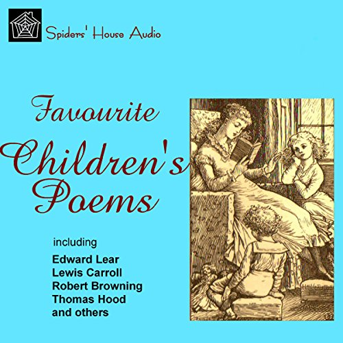 Favorite Children's Poems audiobook cover art