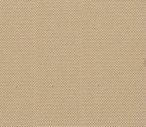 Waterproof Fabric Canvas Solid Khaki Indoor Outdoor / 60' Wide/Sold by The Yard