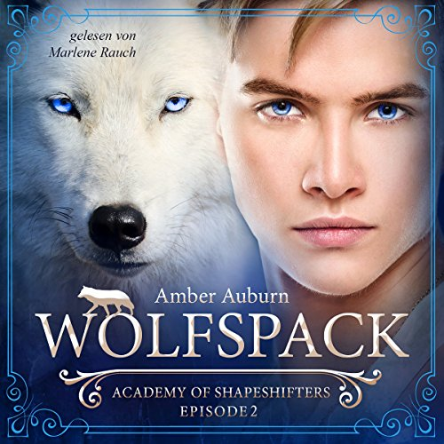 Wolfspack audiobook cover art