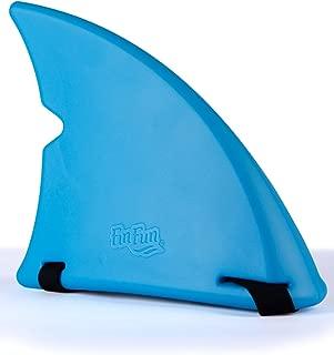 Fin Fun Shark Fin for Swimming and Costume (Blue)