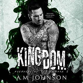 Kingdom audiobook cover art