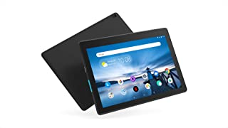 Lenovo Tab E10 (TB-X104F), 10.1 inch Tablet, Qualcomm APQ8009 Processor, 1GB RAM, 16GB Storage, WiFi, Android OS, Slate Black - [ZA470042AE]