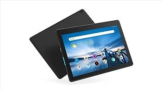 Lenovo TAB E10 (TB-X104X) Tablet, Qualcomm-SNAPDRAGON 210, 10.1 Inch, 16 GB, 2GB RAM, Android 8.1 Oreo, SLATE BLACK