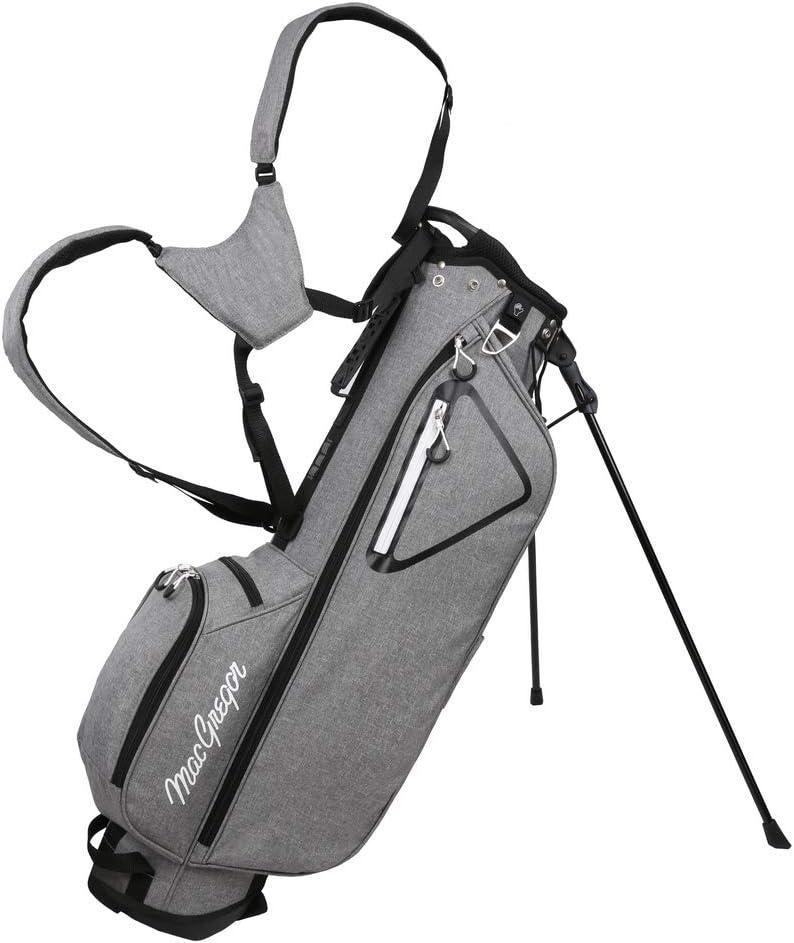 MACGREGOR Golf MacTec Recommended Stand Bag - Lightweight 7