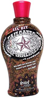 Devoted Creations Tailgates & Tanlines Lil' Bit Country Golden Dark Bronzing Tanning Lotion 12.25 Ounce