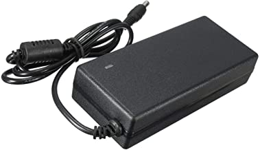 MyVolts 19V Power Supply Adaptor Compatible with Toshiba Satellite Pro C660-16N Laptop - US Plug with 2.5 metre Lead