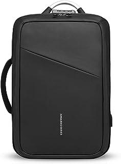 FANDARE Moda Mochila Hombres Laptop USB Charging Port Bolsa de Mano Commuter Estudiante Outdoor Viaje Anti-Theft Rucksack ...