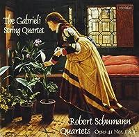 Schumann:String Quartets Op.41