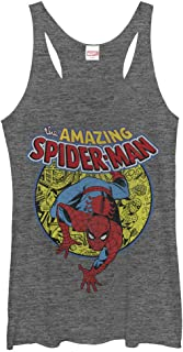 the amazing spider man tank top