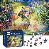 Puzzles,Rompecabezas De Colores 1000 Piezas Adultos,Rompecabezas Desafiantes para Adultos,Rompecabezas De Cartón,Rompecabezas De Colores para Adultos,Puzzles para Adultos