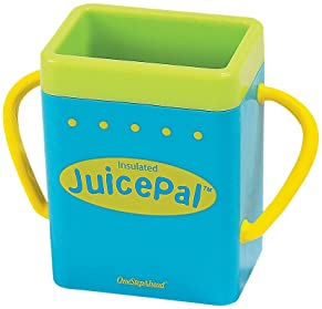 One Step Ahead Juice Pal Insulated Juice Box Holder