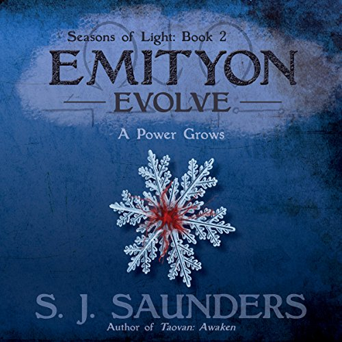 Emityon: Evolve audiobook cover art