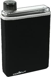 Assez Odd Novelties Rouge /à l/èvres Flasque Acier Inoxydable 5.33/x 1.77/x 1.77/cm Noir