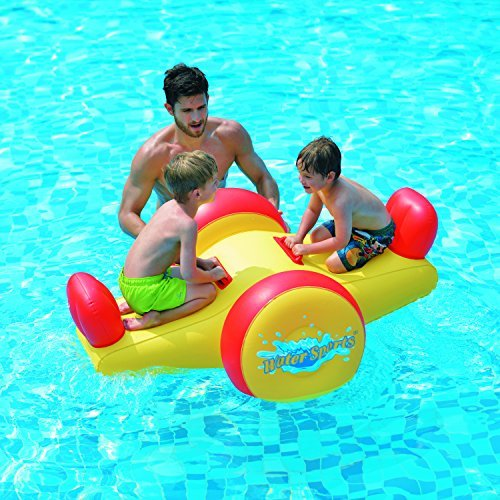 Balance Living Inflatable See-Saw Float Pool Toy