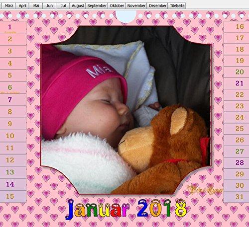Heyers Kalender-Studio zum Entwerfen und Drucken von Kalendern aller Art, Terminkalender, Familienkalender