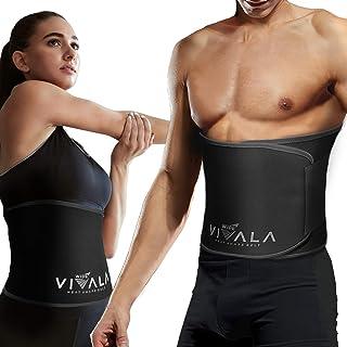VIVALA(ビバラ)シェイプアップベルト 【ワイドタイプ】お腹引き締め 減量用 運動用