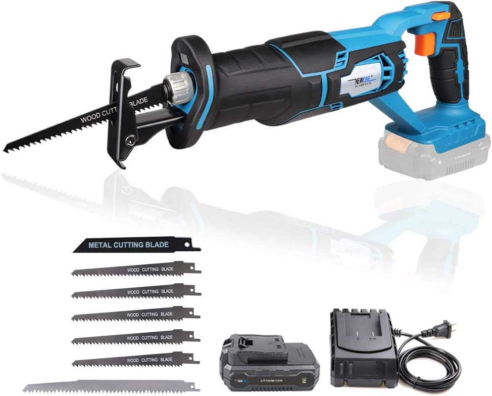NEWONE 20V Reciprocating Max 71% OFF Saw zall saw with cut-off 2.5A New sales tool Cha