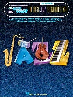 Best Jazz Standards Ever: E-Z Play Today Volume 283