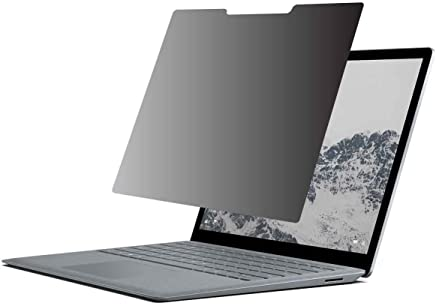 Privacy Screen Protector (360 Degree Privacy Protection) for Microsoft Surface Laptop (not Compatible with Surface Book)