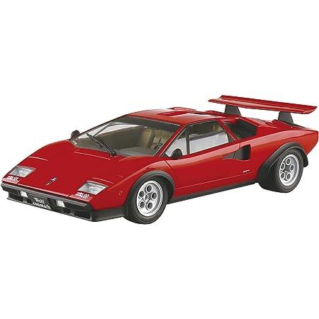青島文化教材社 1/24 ザ・スーパーカーシリーズ No.16 1975 ウルフ・カウンタック Ver.1 プラモデル