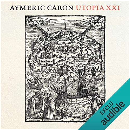 Utopia XXI audiobook cover art