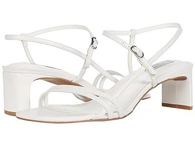 STEVEN NEW YORK Oceana (White Leather) High Heels