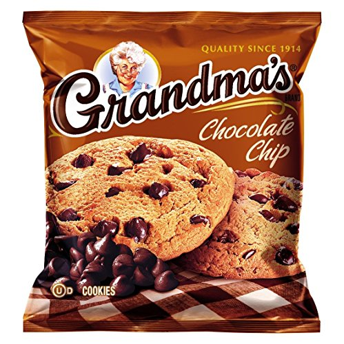 Grandmas Chocolate Chip Soft Cookies